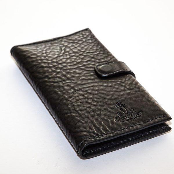 Мужской кошелек A.Roberto Napoli Exclusive Black Bubbles Wallet