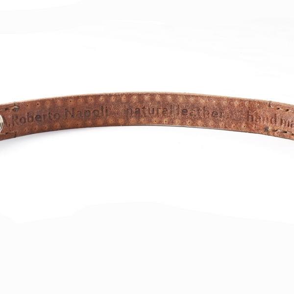 Кожаный браслет bp410