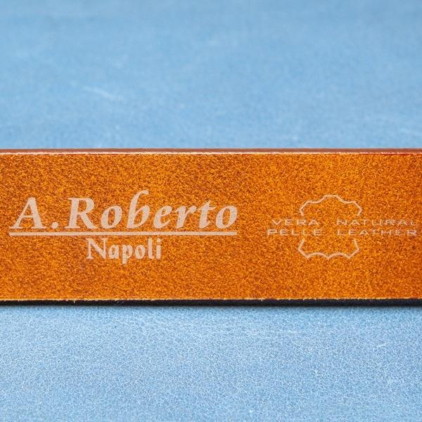 Мужской ремень A.Roberto Napoli J40/2202