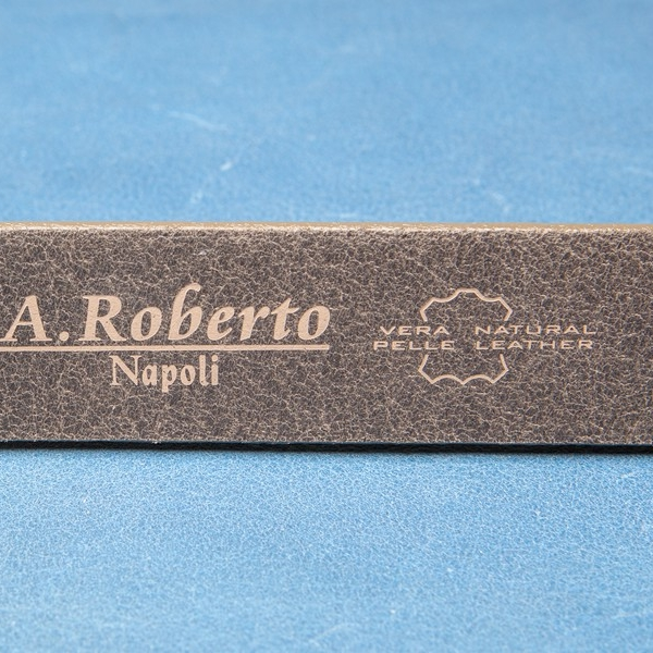 Мужской ремень A.Roberto Napoli J40/2213