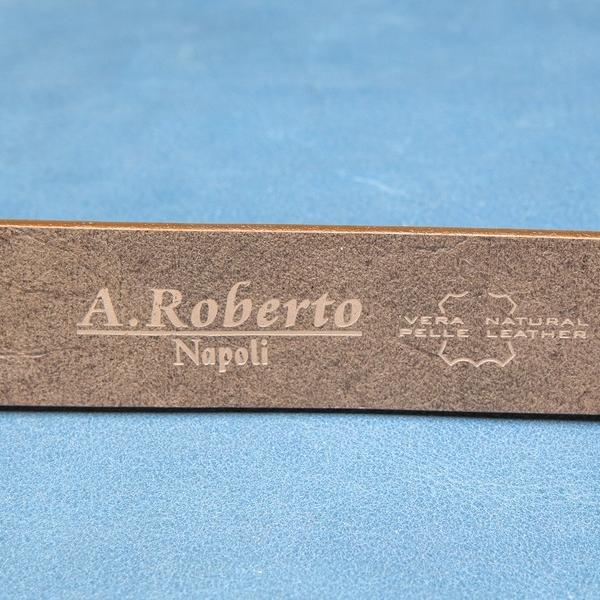 Мужской ремень A.Roberto Napoli J40/2214
