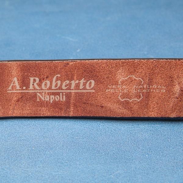 Мужской ремень A.Roberto Napoli J40/2223