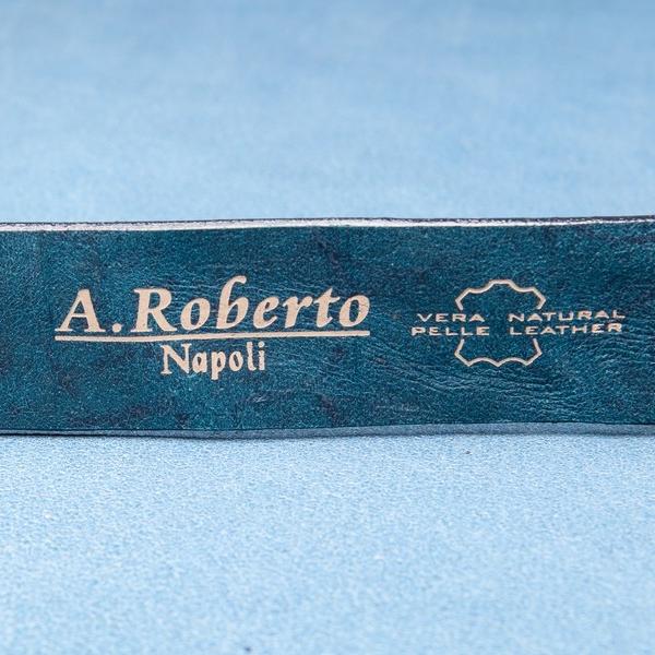 Мужской ремень A.Roberto Napoli J40/2247