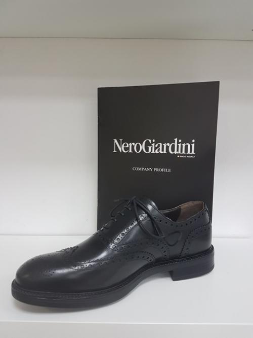 Мужские туфли / полуботинки NERO GIARDINI. Артикул: А5 03935 U 100