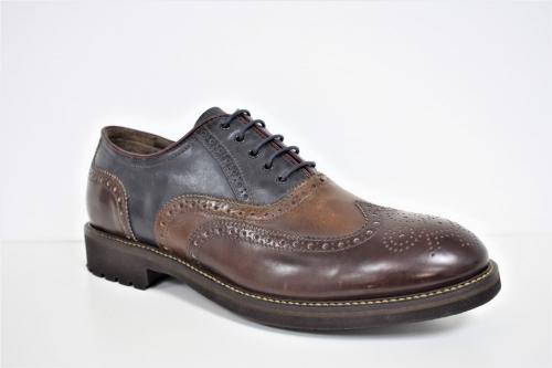 Мужская обувь NERO GIARDINI A604401U-blue