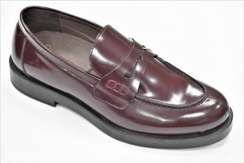 Мужские ботинки Morelli 80415-bordo