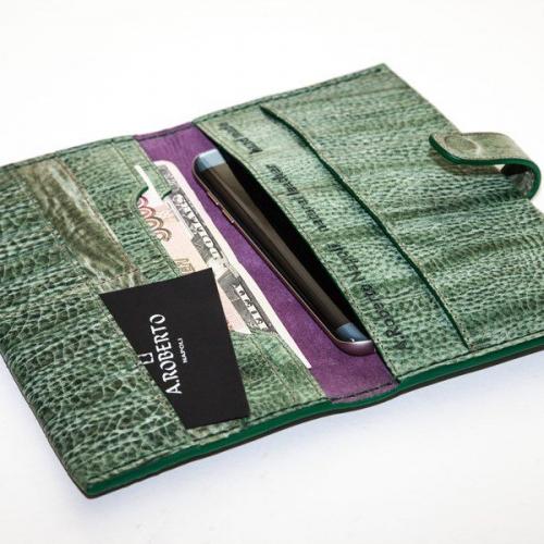 Мужской кошелек A.Roberto Napoli Exclusive Marsh Wallet