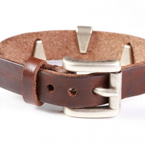 Кожаный браслет bp402