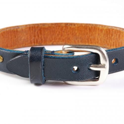 Кожаный браслет bp403