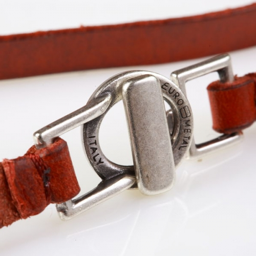 Кожаный браслет bp408