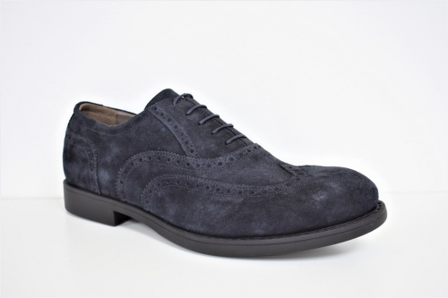 Мужская обувь NERO GIARDINI A604391U-blue