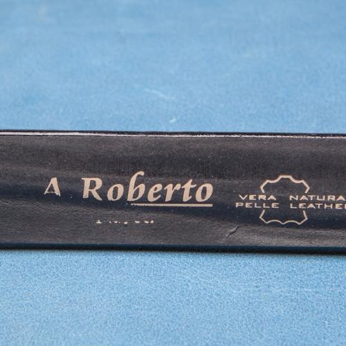 Мужской ремень A.Roberto Napoli J40/2207