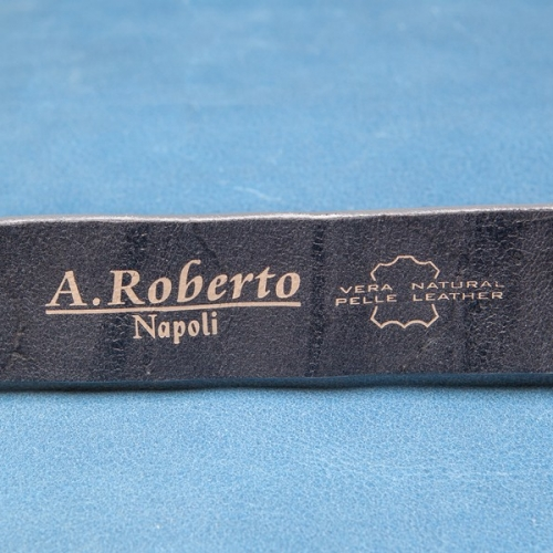Мужской ремень A.Roberto Napoli J40/2211