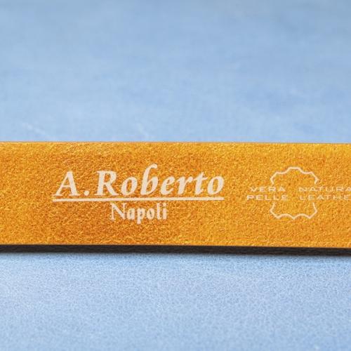 Мужской брючный ремень A.Roberto Napoli U35/1119